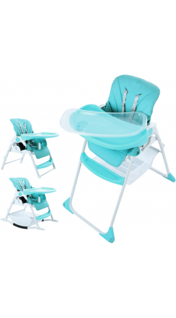 Feeding chair 3 in 1 GT Baby HC-01 Blue