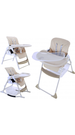 Feeding chair 3 in 1 GT Baby HC-01 Вrown