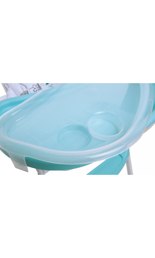 Стільчик для годування 3 в 1 GT Baby HC-01 Cartoon blue