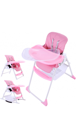 Feeding chair 3 in 1 GT Baby HC-01 Pink