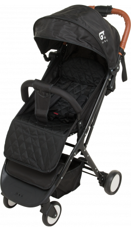 Прогулянкова коляска GT Baby 1802 Black