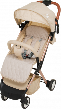 Прогулянкова коляска GT Baby 1802 Gold/Khaki