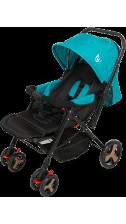 Прогулянкова коляска GT Baby 2305-6 Black/Blue