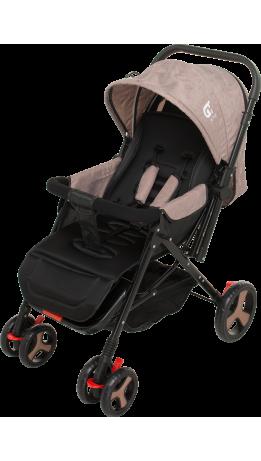 Прогулянкова коляска GT Baby 2305-6 Black/Brown