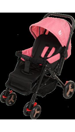 Прогулянкова коляска GT Baby 2305-6 Black/Pink