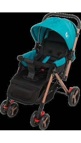 Прогулянкова коляска GT Baby 2305-6 Gold/Blue