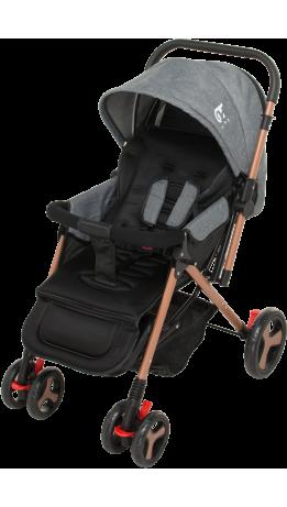 Прогулянкова коляска GT Baby 2305-6 Gold/Gray