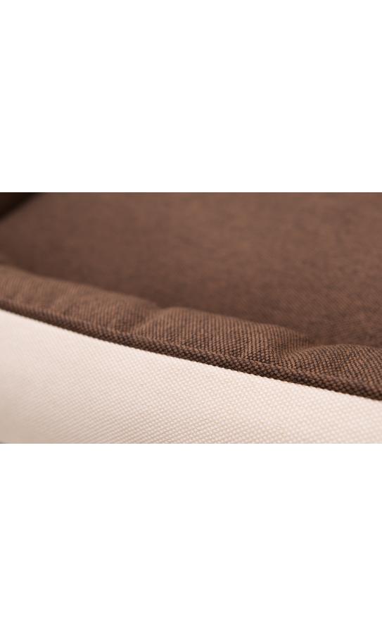 Матрац для тварин GT Dreamer Mattress S 60 x 45 x 14 см Brown-White