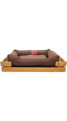 Pet Couch GT Dreamer Kit Pine XL 118 x 74 x 16 sm (Brown)