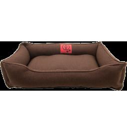 Лежак GT Dreamer Kit Pine S 72 x 60 x 10 см (Brown)