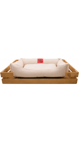 Pet Couch GT Dreamer Kit Pine L 98 x 64 x 15 sm (White)