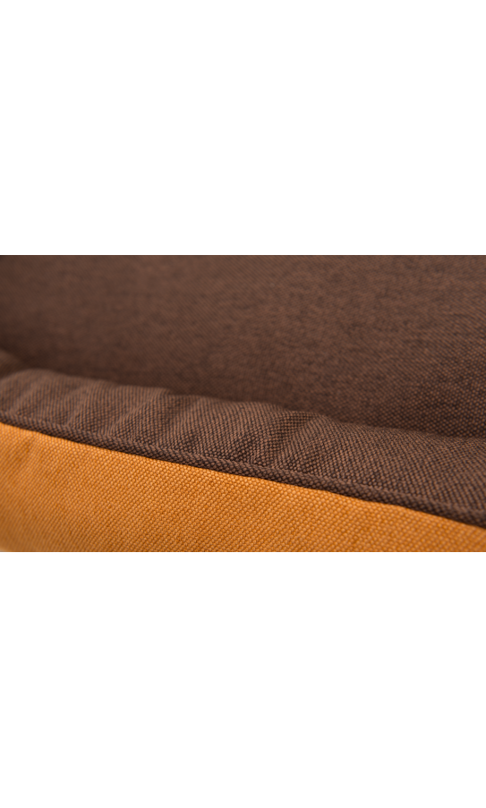 Лежак GT Dreamer Kit Chestnut M 78 x 54 x 12 см (Brown-Beige)