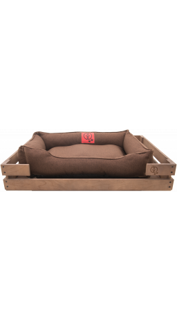 Pet Couch GT Dreamer Kit Chestnut XL 118 x 74 x 16 sm (Brown)