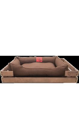 Лежак GT Dreamer Kit Chestnut L 98 x 64 x 15 см (Brown)