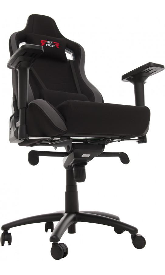 Геймерське крісло GT Racer X-0712 Shadow Gray