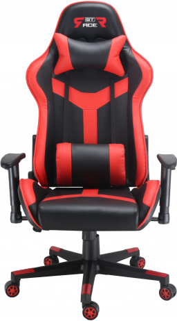 Gaming chair GT Racer X-2527 Black/Red
