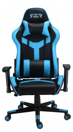 Gaming chair GT Racer X-2527 Black/Blue