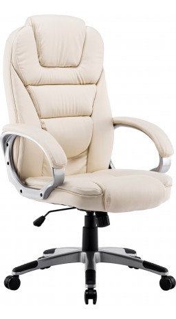 Office chair GT Racer X-2852 Classic Cream