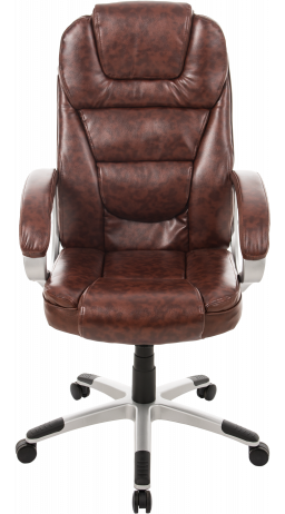 Office chair GT Racer X-2852 Classic Brown