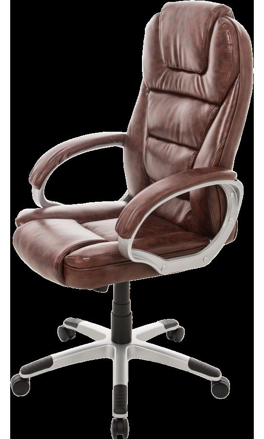 Офісне крісло GT Racer X-2852 Classic Brown