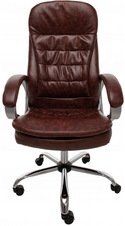 Office chair GT Racer X-2873-1 Business Brown