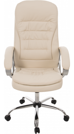 Office chair GT Racer X-2873-1 Business Cream
