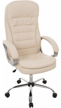 Офісне крісло GT Racer X-2873-1 Business Cream