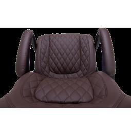 Офісне крісло GT Racer X-2972 Chocolate