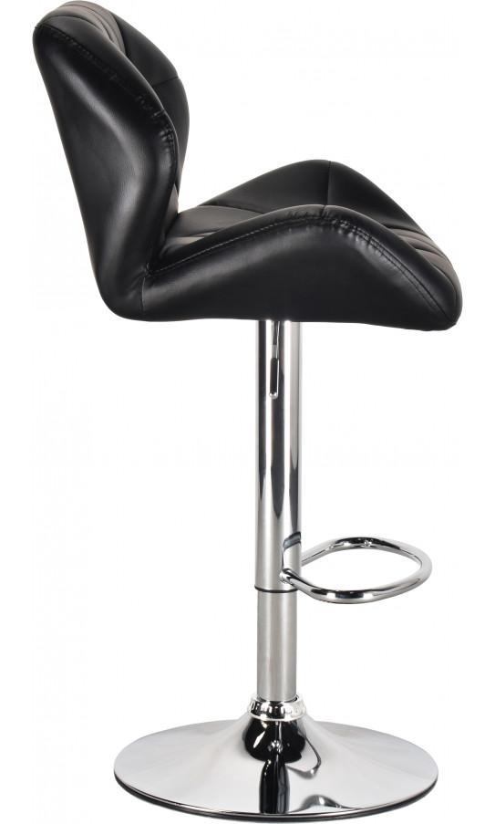 Барний стілець GT Racer X-611 Irish Black