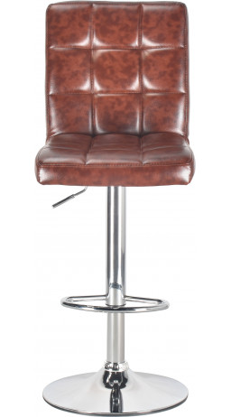 Bar chair GT Racer X-627 Comfort Brown