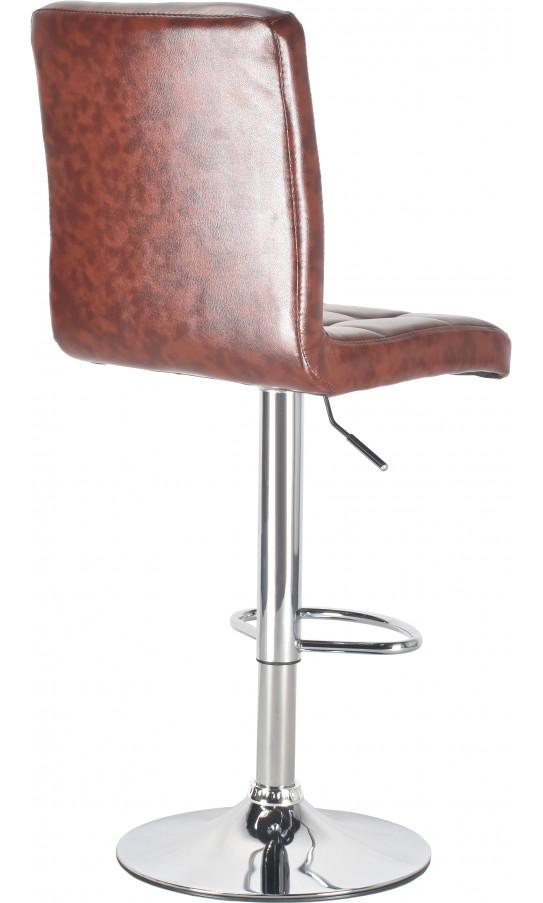 Барний стілець GT Racer X-627 Comfort Brown