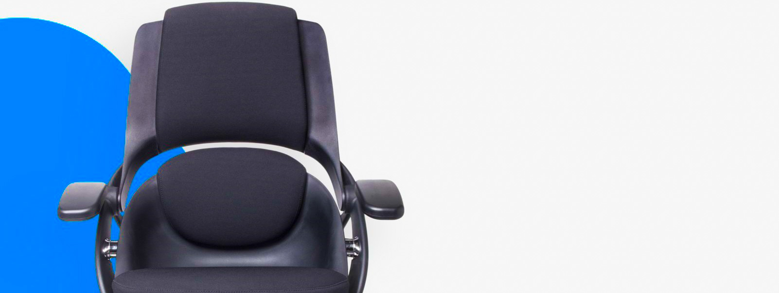 BackStrong - офісний стілець з оптимальною підтримкою попереку