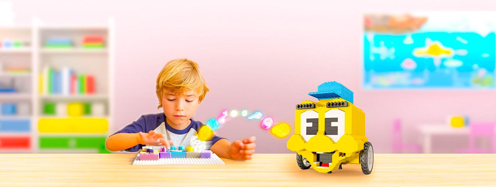 Algobrix - навчання дітей кодування в ігровій формі