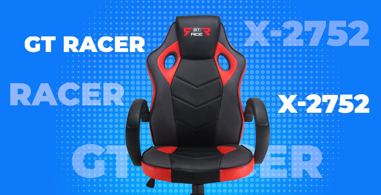Короткий огляд геймерських крісел GTRacer X-2752